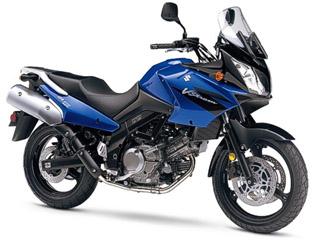Suzuki DL650 V-Strom Motorcycle (2004-2011) Service Repair